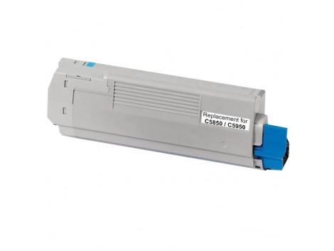 Compatible OKI 43865727, C5850, C5950, MC560 Toner Cartridge