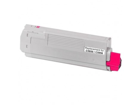 Compatible OKI 43865726, C5850, C5950, MC560 Toner Cartridge