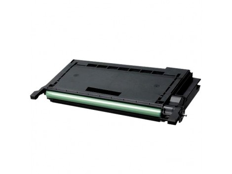 Compatible Samsung CLP-K660BK Toner Cartridge