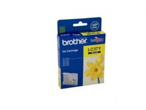 Genuine Brother LC-37Y Ink Cartridge