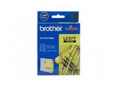 Genuine Brother LC-57Y Ink Cartridge