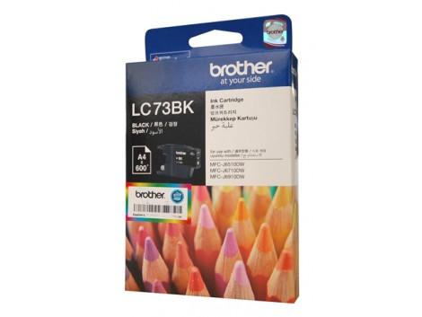 Genuine Brother LC-73BK Ink Cartridge