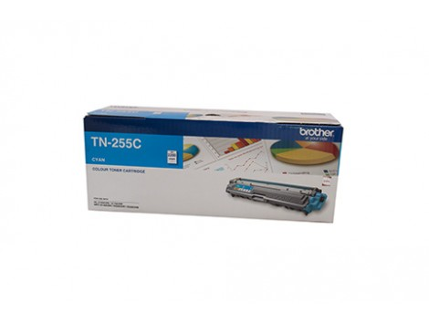 Genuine Brother TN-255C Toner Cartridge