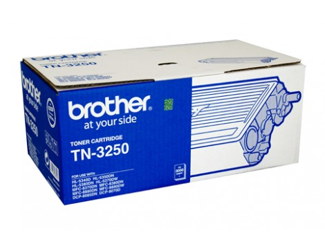 Genuine Brother TN-3250 Toner Cartridge