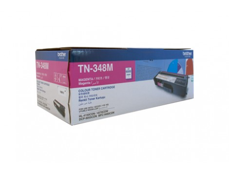 Genuine Brother TN-348M Toner Cartridge