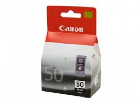 Genuine Canon PG50 High Yield Black Ink Cartridge