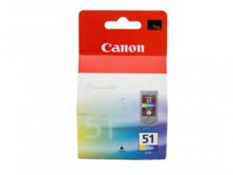 Genuine Canon CL51 High Yield Ink Cartridge