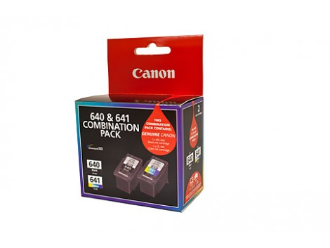 Genuine Canon PG640CL641CP Ink Cartridge