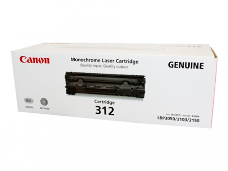 Genuine Canon CART312 Toner Cartridge