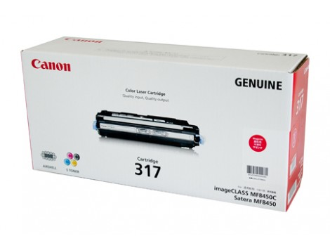 Genuine Canon CART317M Toner Cartridge