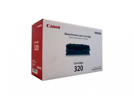 Genuine Canon CART320BK Toner Cartridge
