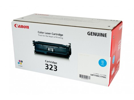 Genuine Canon CART323C Toner Cartridge