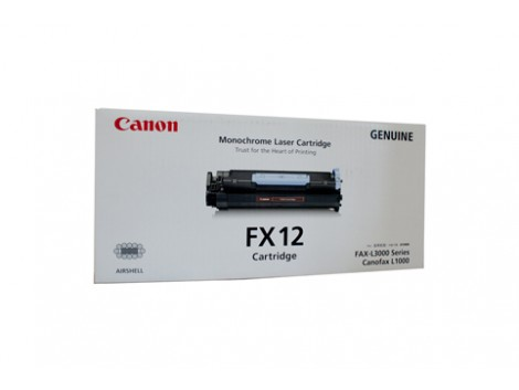 Genuine Canon FX12 Toner Cartridge
