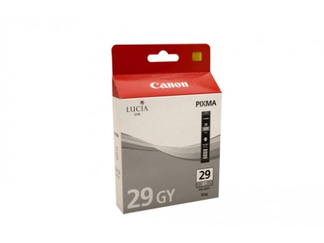 Genuine Canon PGI29GY Ink Cartridge