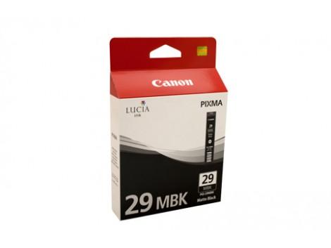 Genuine Canon PGI29MBK Ink Cartridge