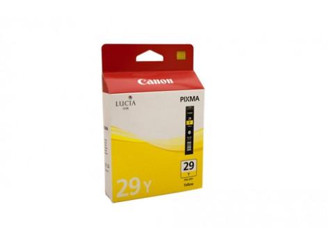 Genuine Canon PGI29Y Ink Cartridge