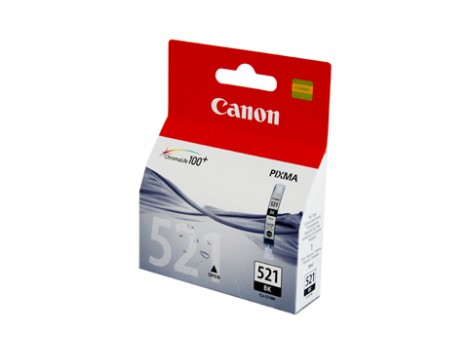 Genuine Canon CLI521BK Ink Cartridge