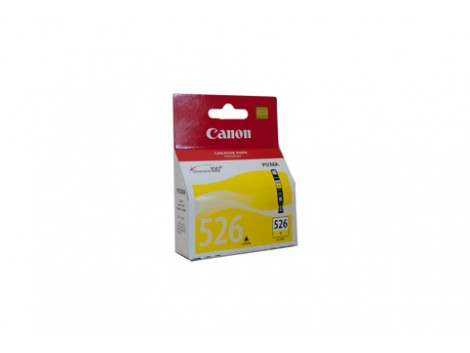 Genuine Canon CLI526Y Ink Cartridge