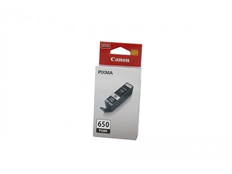 Genuine Canon PGI650BK Ink Cartridge