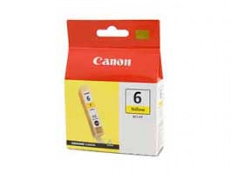 Genuine Canon BCI6Y Ink Cartridge