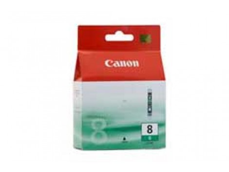 Genuine Canon CLI8G Green Ink Cartridge