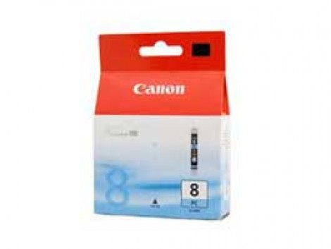 Genuine Canon CLI8PC Cyan Ink Cartridge