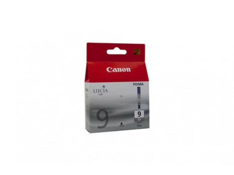 Genuine Canon PGI9GY Grey Ink Cartridge