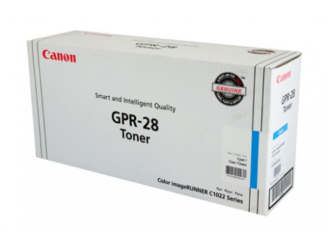 Genuine Canon TG-41C Cyan Toner Cartridge