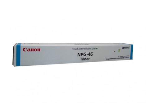 Genuine Canon TG46C Cyan Toner Cartridge