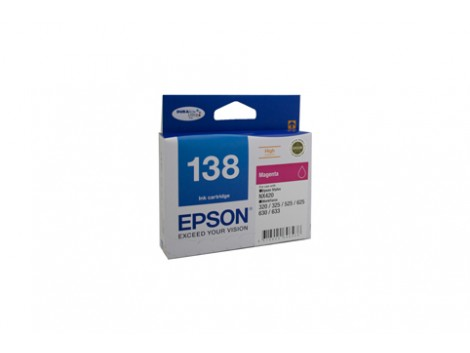 Genuine Epson T1383 Ink Cartridge
