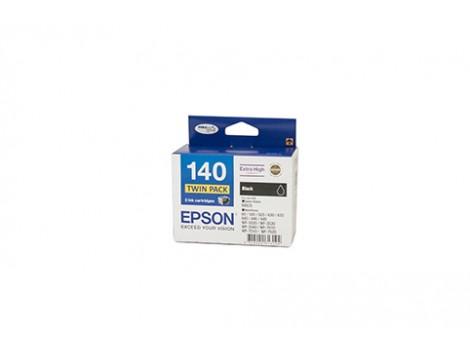 Genuine Epson T140-Twin Ink Cartridge