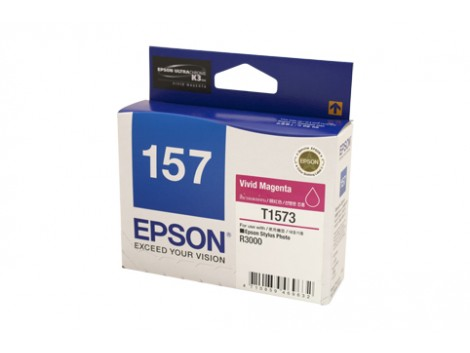 Genuine Epson T1573 Ink Cartridge