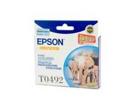 Genuine Epson T0492 Ink Cartridge