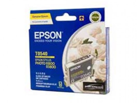 Genuine Epson T0540 Ink Cartridge