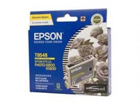 Genuine Epson T0548 Ink Cartridge