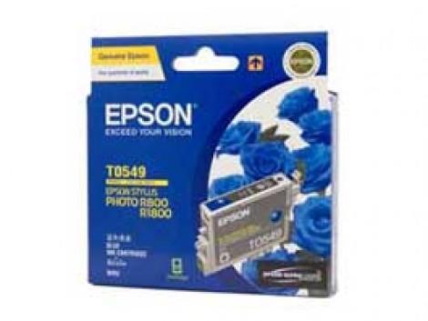 Genuine Epson T0549 Ink Cartridge