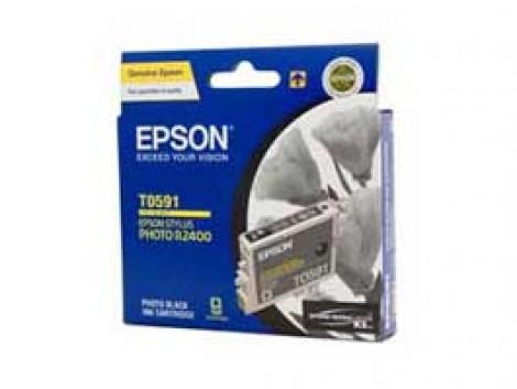 Genuine Epson T0591 Ink Cartridge