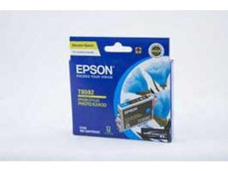 Genuine Epson T0592 Ink Cartridge