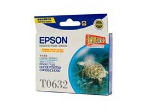 Genuine Epson T0632 Ink Cartridge