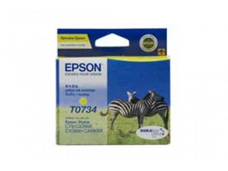 Genuine Epson T1054 Ink Cartridge