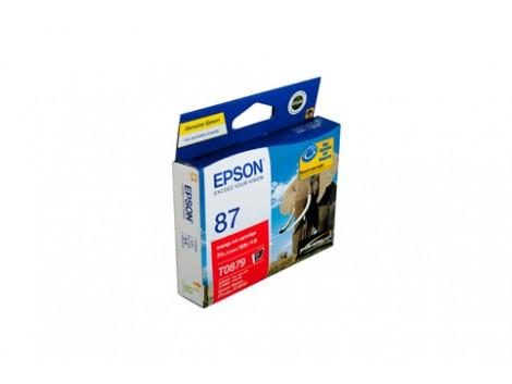 Genuine Epson T0879 Ink Cartridge