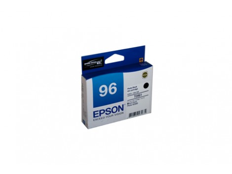 Genuine Epson T0961 Ink Cartridge