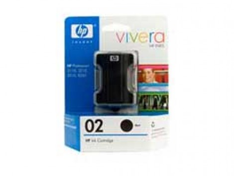 Genuine HP C8721WA Black Ink Cartridge
