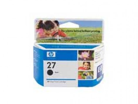 Genuine HP C8727AA Black Ink Cartridge