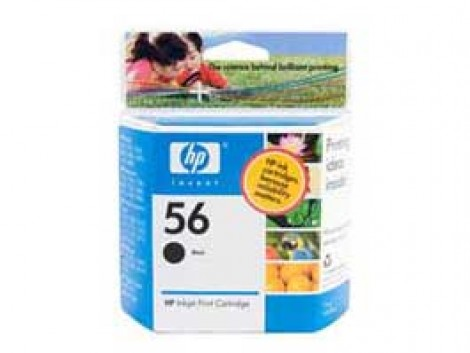Genuine HP C6656AA Ink Cartridge