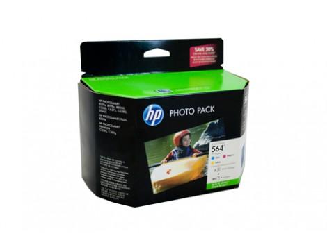 Genuine HP SD741A Ink Cartridge