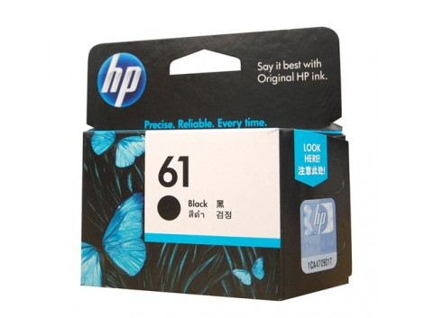 Genuine HP CH561WA Black Ink Cartridge