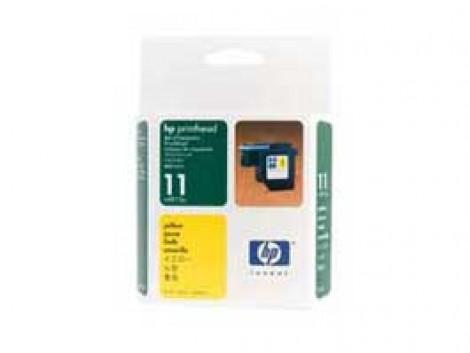 Genuine HP C4813A Yellow Ink Cartridge