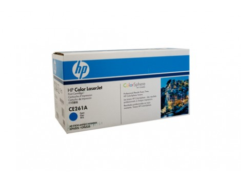 Genuine HP CE261A Toner Cartridge