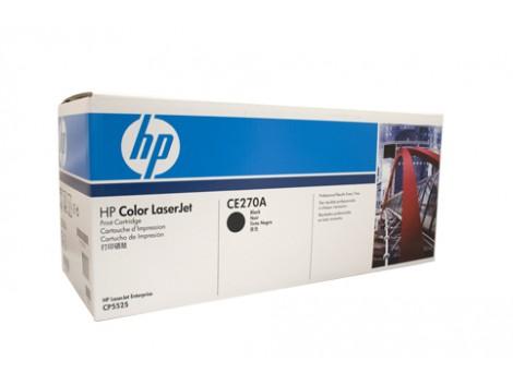Genuine HP CE270A Toner Cartridge
